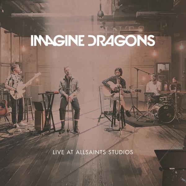 Live at AllSaints Studios - EP Imagine Dragons CD cover