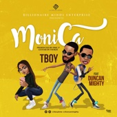 Monica (feat. Duncan Mighty) - TBoy