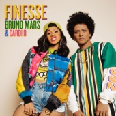 Bruno Mars - Finesse (Remix) [feat. Cardi B] artwork