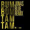 Mc Fioti, Future, J Balvin & Stefflon Don - Bum Bum Tam Tam (Jonas Blue Remix) ilustración