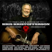 Various Artists - The Life & Songs of Kris Kristofferson (Live)  artwork