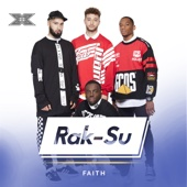 Rak-Su - Faith (X Factor Recording) artwork
