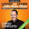 Listen and learn: Corso d'Inglese - Livello intermedio - John Peter Sloan