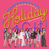 Girls' Generation - Holiday Night - The 6th Album  artwork