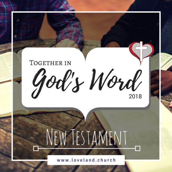 2018: Together in God's Word