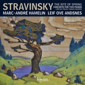Marc-André Hamelin & Leif Ove Andsnes - Stravinsky: The Rite of Spring & Other Works for Two Pianos Four Hands  artwork