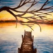 Painted Skies - Taking on Water artwork