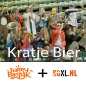 Kratje Bier - Barry Badpak & Slechte Grappen XL