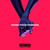 James Hype & Kelli-Leigh - More Than Friends (Extended Mix) artwork