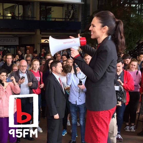 95bFM: What's Up with Jacinda Ardern