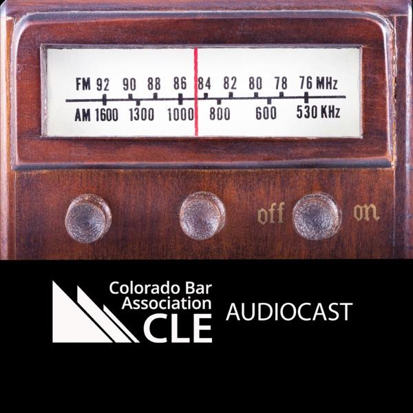 Colorado CLE Podcast