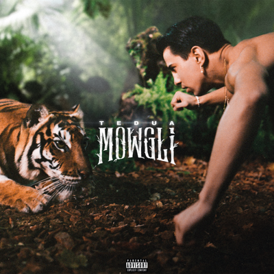 Tedua & Chris Nolan Mowgli Album Cover