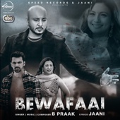 B. Praak - Bewafaai artwork
