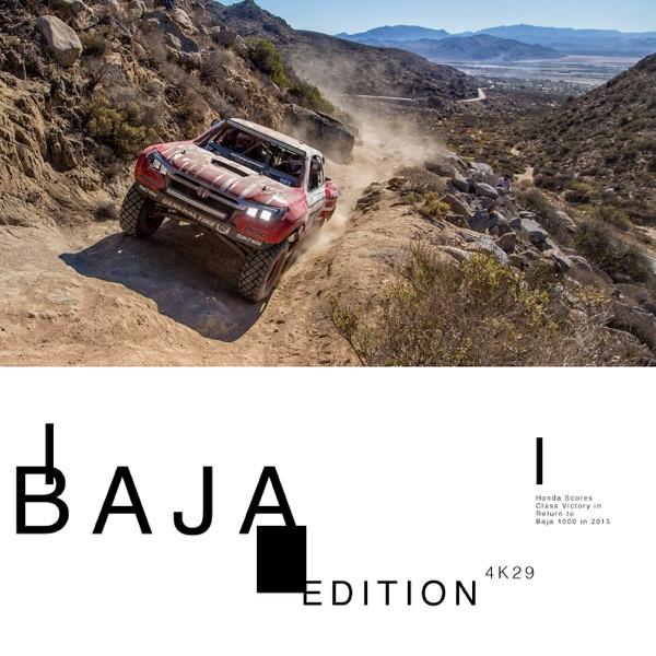 BAJA EDITION 4K29