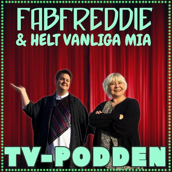 Fabfreddie och helt vanliga Mia