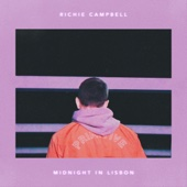 Richie Campbell - Midnight in Lisbon grafismos