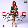 Bodak Yellow (feat. Kodak Black) - Single, Cardi B