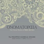 Onomatopoeia: The Choral Works of Nilo Alcala