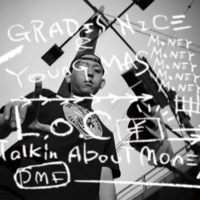 GRADIS NICE & YOUNG MAS - L.O.C -Talkin' About Money- artwork