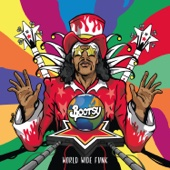 Bootsy Collins - World Wide Funk  artwork