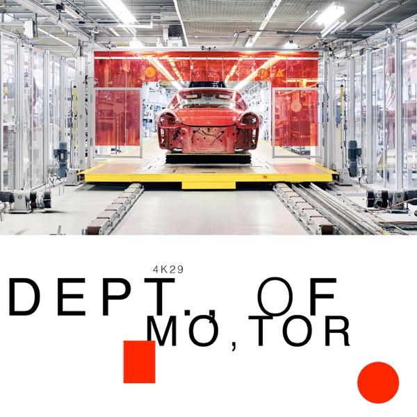 DEPT. OF MOTOR 4K29