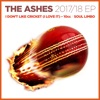 The Ashes 2017 / 18 Ep / I Don't Like Cricket (I Love It) ジャケット写真
