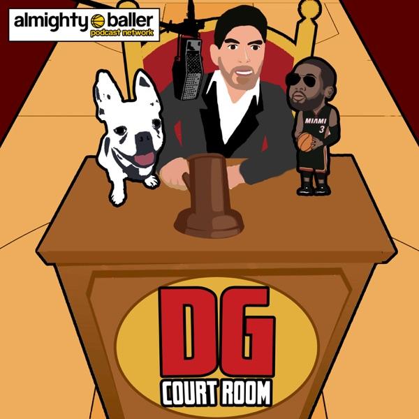 DG Courtroom DFS Fantasy Basketball Podcast