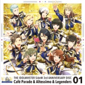 THE IDOLM@STER SideM 3rd ANNIVERSARY DISC 01 - EP