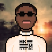 Hkeem - En Som Meg artwork