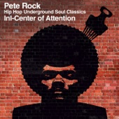Center of Attention - Pete Rock & InI Cover Art