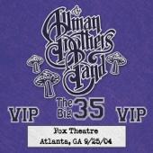 Allman Brothers Band - Fox Box: 3 Nights Live at Fox Theatre in Atlanta, GA (September 25, 2004) artwork
