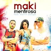 Maki - Mentirosa (feat. Martín Sangar) portada