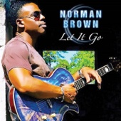 Holding You (feat. Chanté Moore) - Norman Brown Cover Art