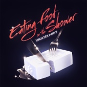 Eating Food in the Shower - Ninja Sex Party