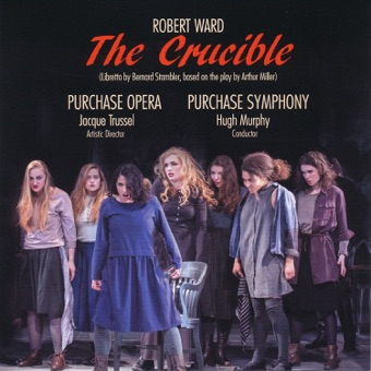 The Crucible – Purchase Symphony Orchestra, Hugh Murphy, Bryan Murray & Rachel Weishoff