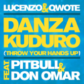 Danza Kuduro (Throw Your Hands Up) - EP