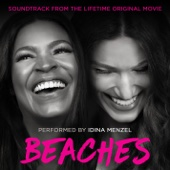 Idina Menzel - Beaches (Soundtrack from the Lifetime Original Movie) - EP  artwork