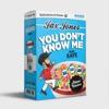 Jax Jones - You Dont Know Me  feat. RAYE