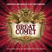 Natasha, Pierre & the Great Comet of 1812 (Original Broadway Cast Recording) - Various Artists Cover Art