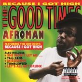 Crazy Rap (Colt 45 & 2 Zig Zags) - Afroman Cover Art