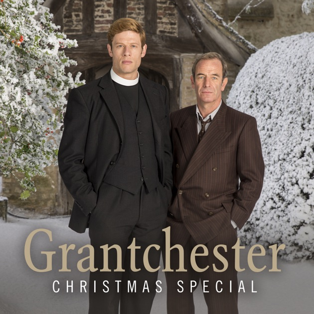 Grantchester, Christmas Special on iTunes
