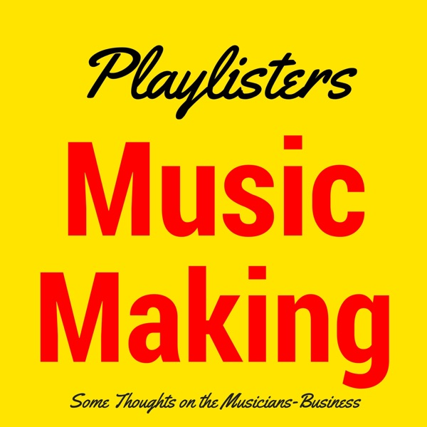 Playlisters podcast