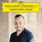 Mendelssohn: Symphonies Nos. 1-5 (Live)