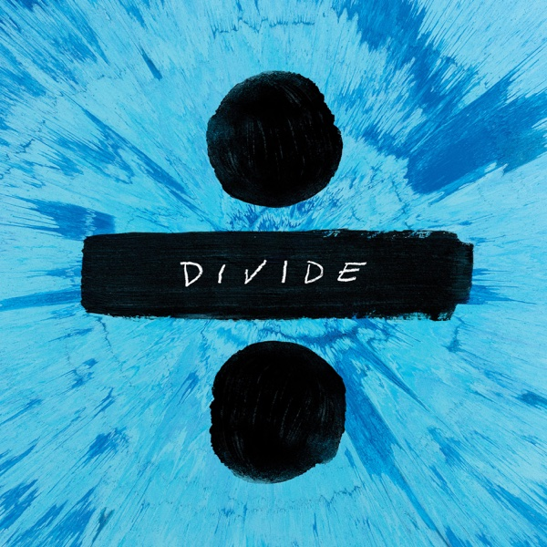 ÷ Deluxe Ed Sheeran CD cover
