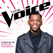 Love On the Brain (The Voice Performance) - Chris Blue Cover Art