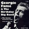 Georgie Fame & the Birthday Big Band ジャケット写真