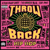 Various Artists - Throwback Hip Hop - Ministry of Sound artwork