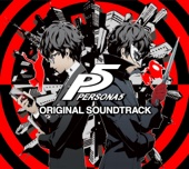 Persona 5 (Original Soundtrack) - ATLUS Sound Team Cover Art