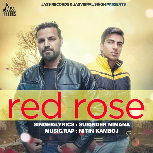 Red Rose - Single | Surinder Nimana