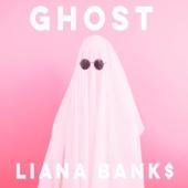 Liana Banks - Ghost обложка